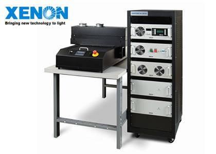 光焼結・紫外線硬化(UV硬化)装置(Xenon Corporation)