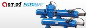 amiad・Filtomat: フィルトマット自動洗浄ろ過装置