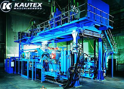 各種産業分野対応高性能押出ブロー成形機    (Kautex Maschinenbau GmbH)