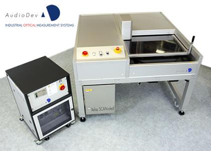 厚み/膜厚計測装置(NXT GmbH)