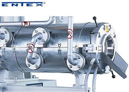 プラネタリーギア混練押出機(ENTEX GmbH)