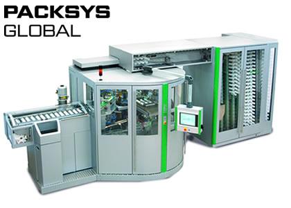 ラミネートチューブ・プラスチックチューブ・ エアゾール缶製造ライン(Packsys Global AG )