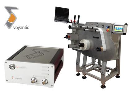 RFIDタグ検査装置(Voyantic Ltd.)