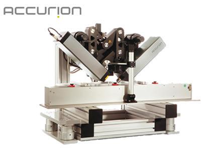イメージングエリプソメータ・アクティブ除振台 (Accurion GmbH)