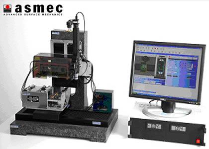 ナノインデント硬度計 (ASMEC GmbH)