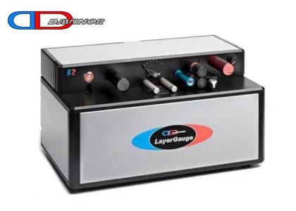 多層フィルム膜厚測定装置(Davinor Ltd.,)