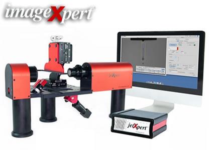 液滴観測装置 (imageXpert Inc.)