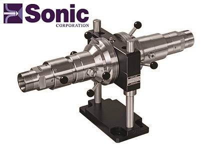 インライン高圧乳化システム (Sonic Corporation)