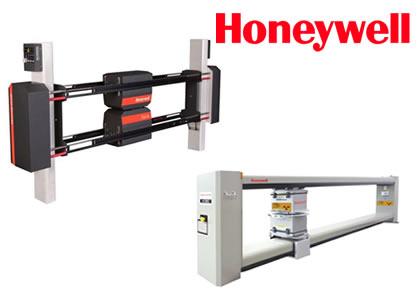 オンライン・シート厚み計測・制御システム(Honeywell社)