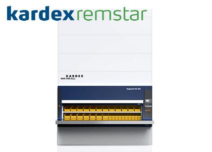 自動収納庫システム(Kardex Remstar社)
