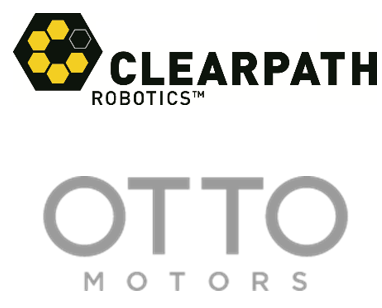Clearpath Robotics社製 自律走行型搬送ロボットの販売を開始