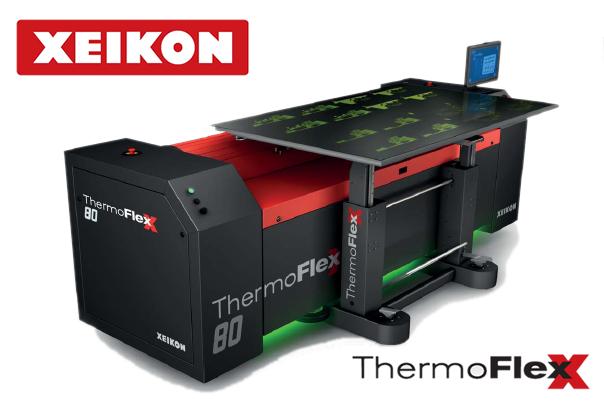 デジタルフレキソイメージング装置(Xeikon)