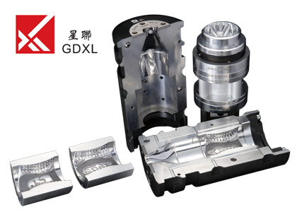 PETボトルブロー金型、プリフォーム金型、キャップ金型 (GDXL Precise Machinery)