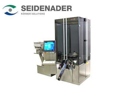 注射製剤用自動検査機 (Seidenader Maschinenbau GmbH )