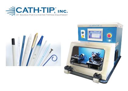 カテーテル先端加工機(Cath-Tip inc.)