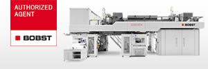 Bobst: フレキソ/グラビア印刷機・ラミネータ