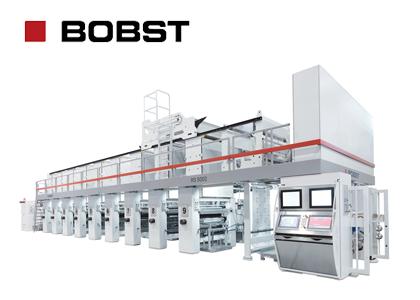 グラビア印刷機・ラミネーター(BOBST Italia S.p.A)
