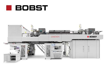 フレキソ印刷機(センタードラム式)(Bobst Bielefeld GmbH)