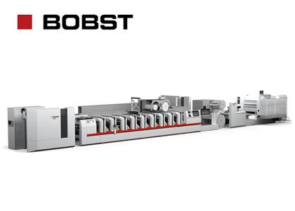 ユニット型フレキソ印刷機(BOBST Firenze S.r.l.)