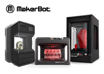 パーソナル3Dプリンタ(MakerBot)