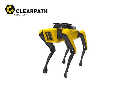 無人自律4足歩行ロボット(ROSパッケージ)「SPOT®」(Clearpath Robotics社)