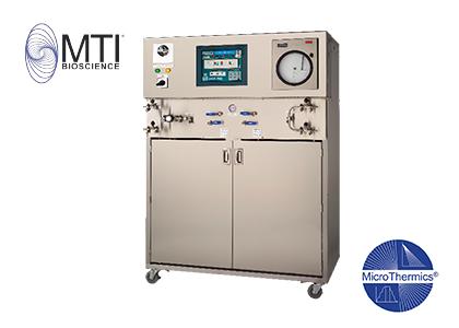 連続式滅菌装置 CTS®(MTI BioScience社)