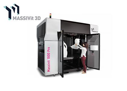 大型造形向け3Dプリンター(Massivit 3D Printing Technologies Ltd.)