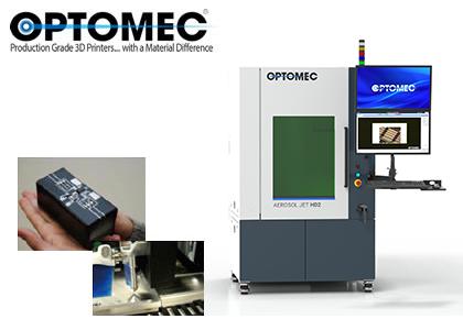 エアロゾルジェット描画装置(OPTOMEC社)